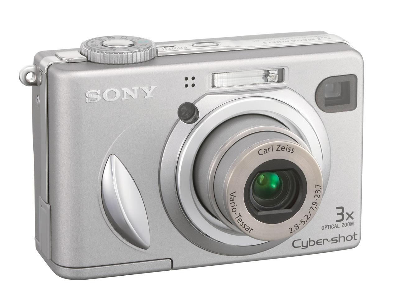 Sony Cyber Shot Dsc W5 And Dsc W7 Digital Photography Review