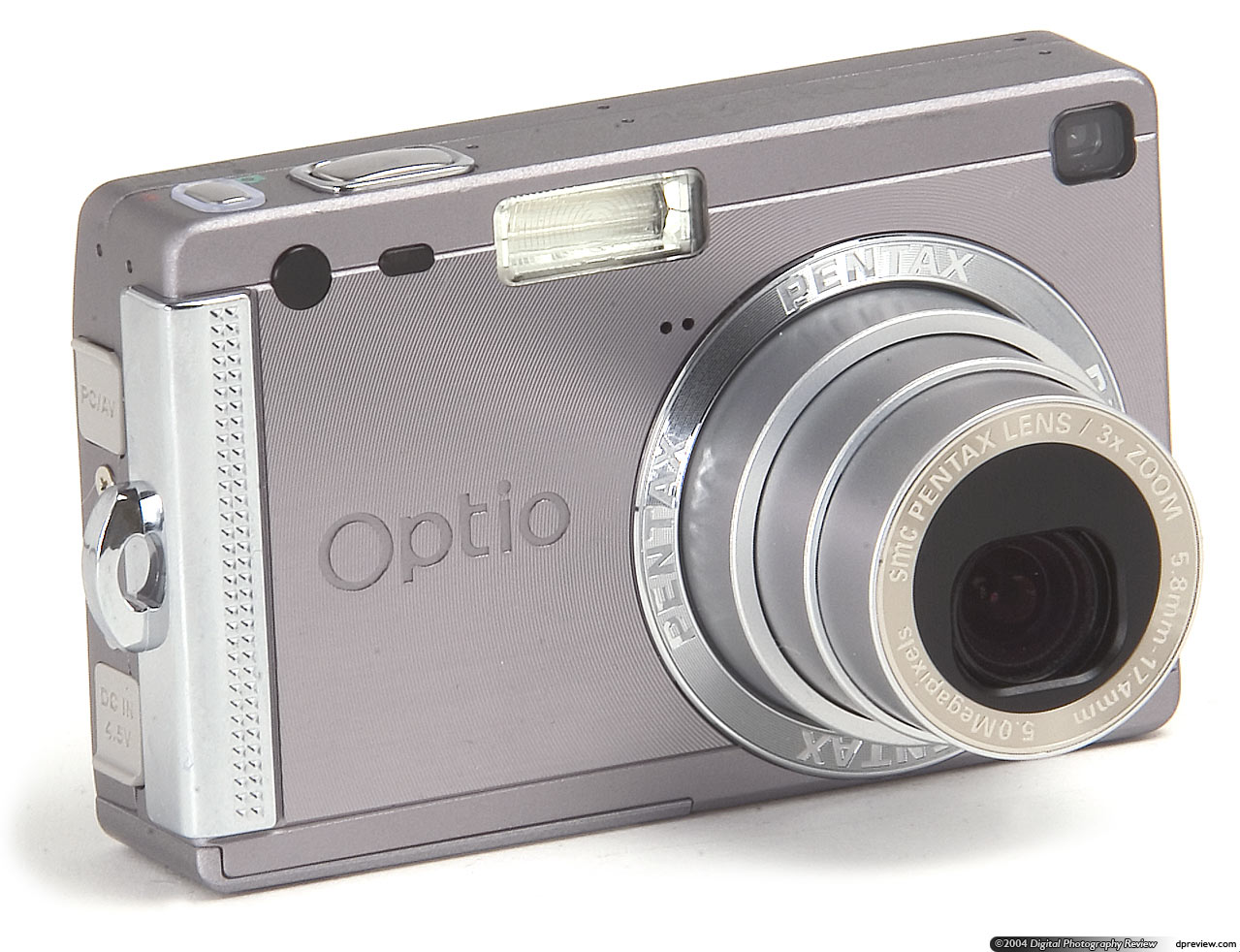pentax optio s5i review digital photography review rh dpreview com Optio Pentax Swivel Pentax Optio Software