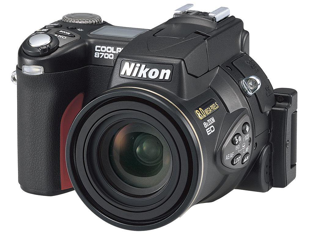 Nikon Coolpix 8700 8 Mp 8x Zoom Digital Photography Review