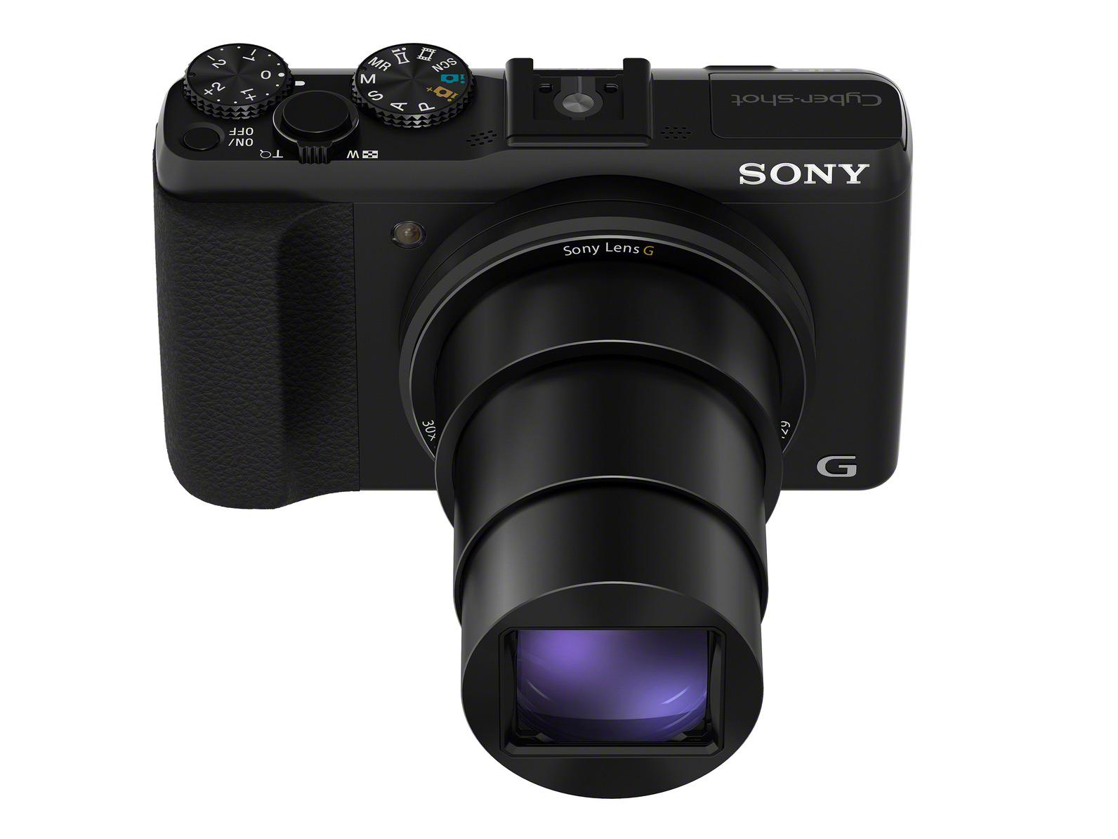 3 LCD Black Sony DSC-HX60V//B 20.4 MP Digital Camera with 30x Optical Image Stabilized Zoom
