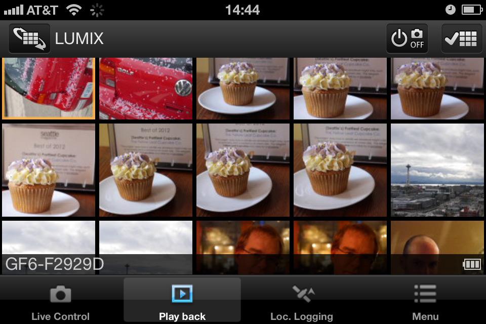 Panasonic Lumix DMC-G6 Hands-on Preview: Digital Photography