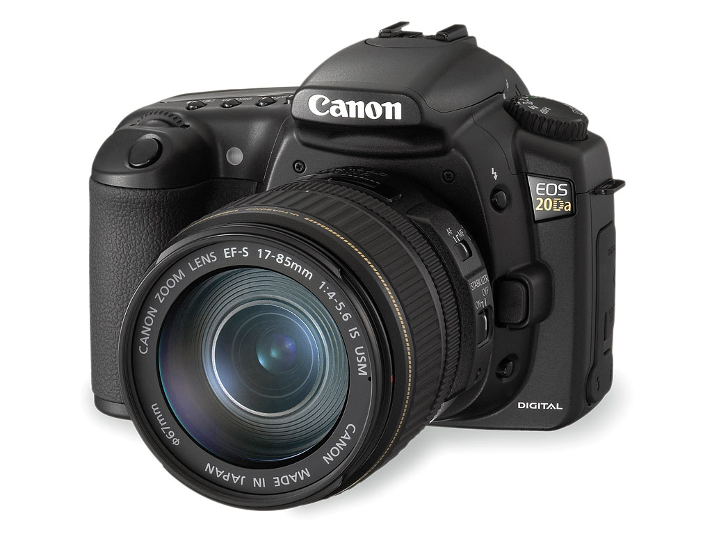 Camera Canon 20da Dslr Camera canon eos 20da for the rest of us digital photography review canons new skys limit
