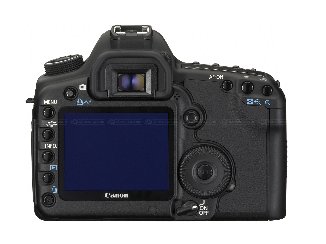 picture styles for canon 5d mark ii