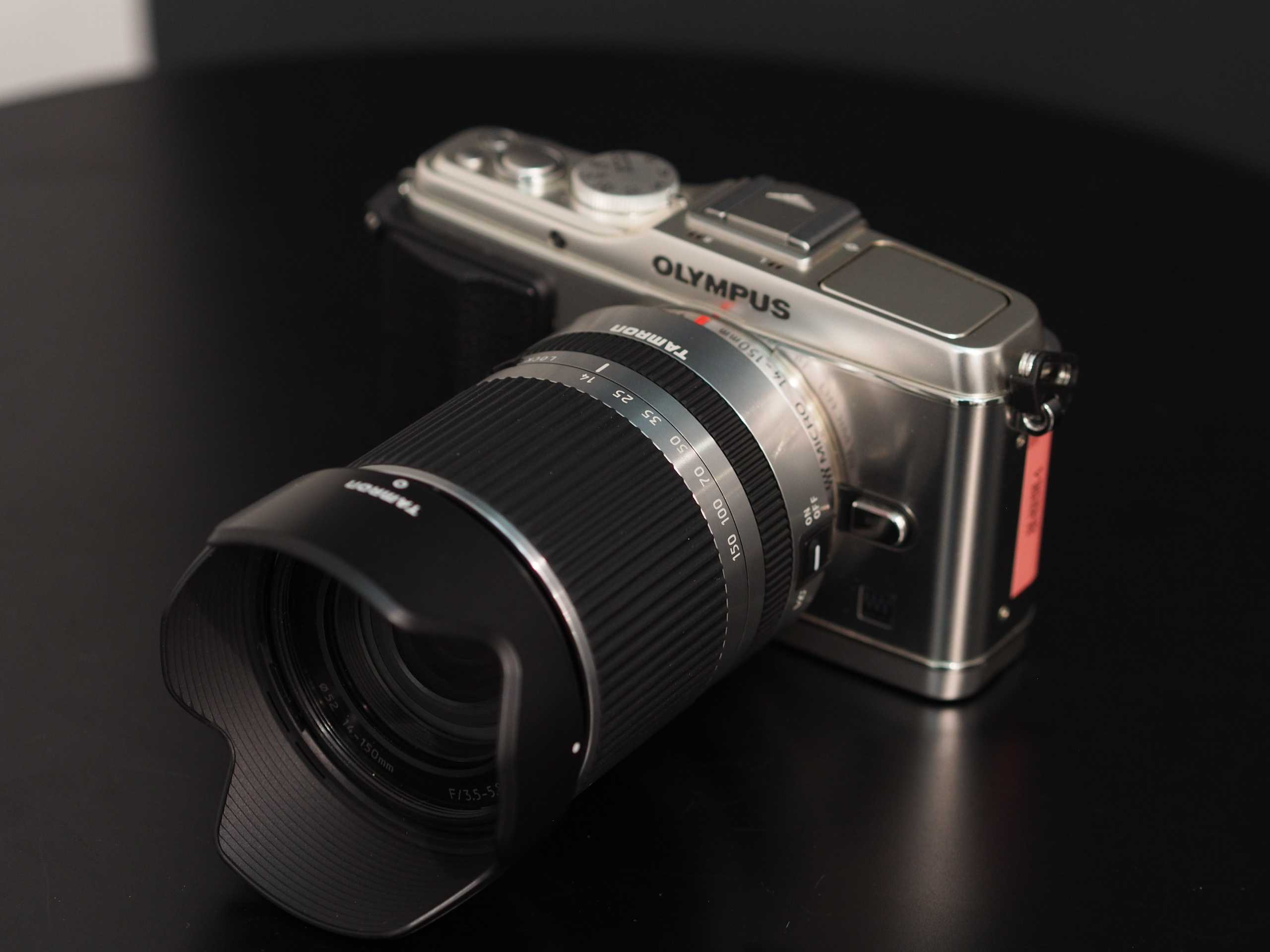 52mm Lens Cap For Olympus E M10 Omd 12 50mm Ed 9 18mm Intl Daftar Mzuiko Digital 14 150mm F40 56 75 300mm 148 67 Ii