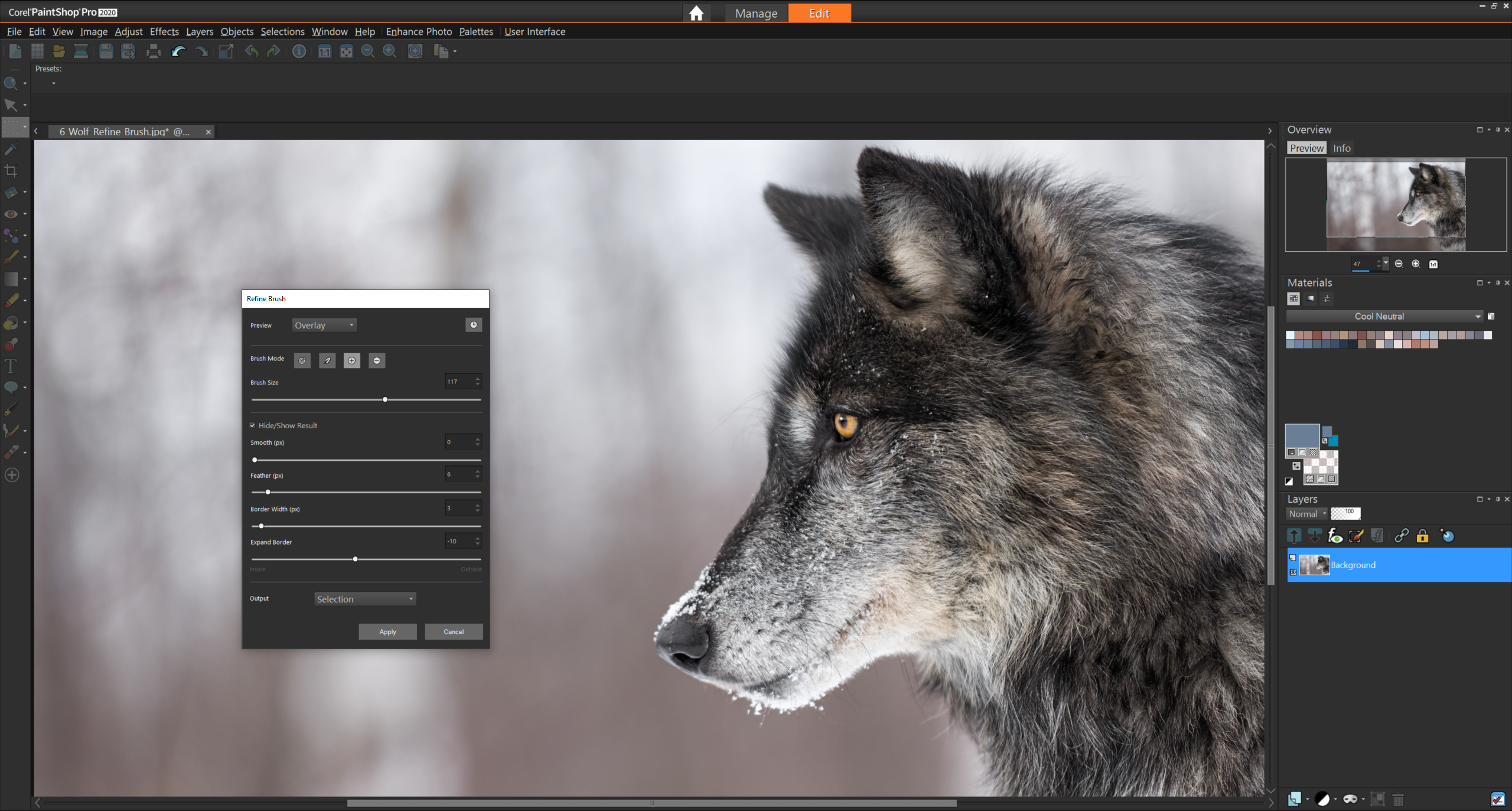 Corel Paintshop Pro 2020 Launches With New Photography Workspace Interface Digital Photography Review