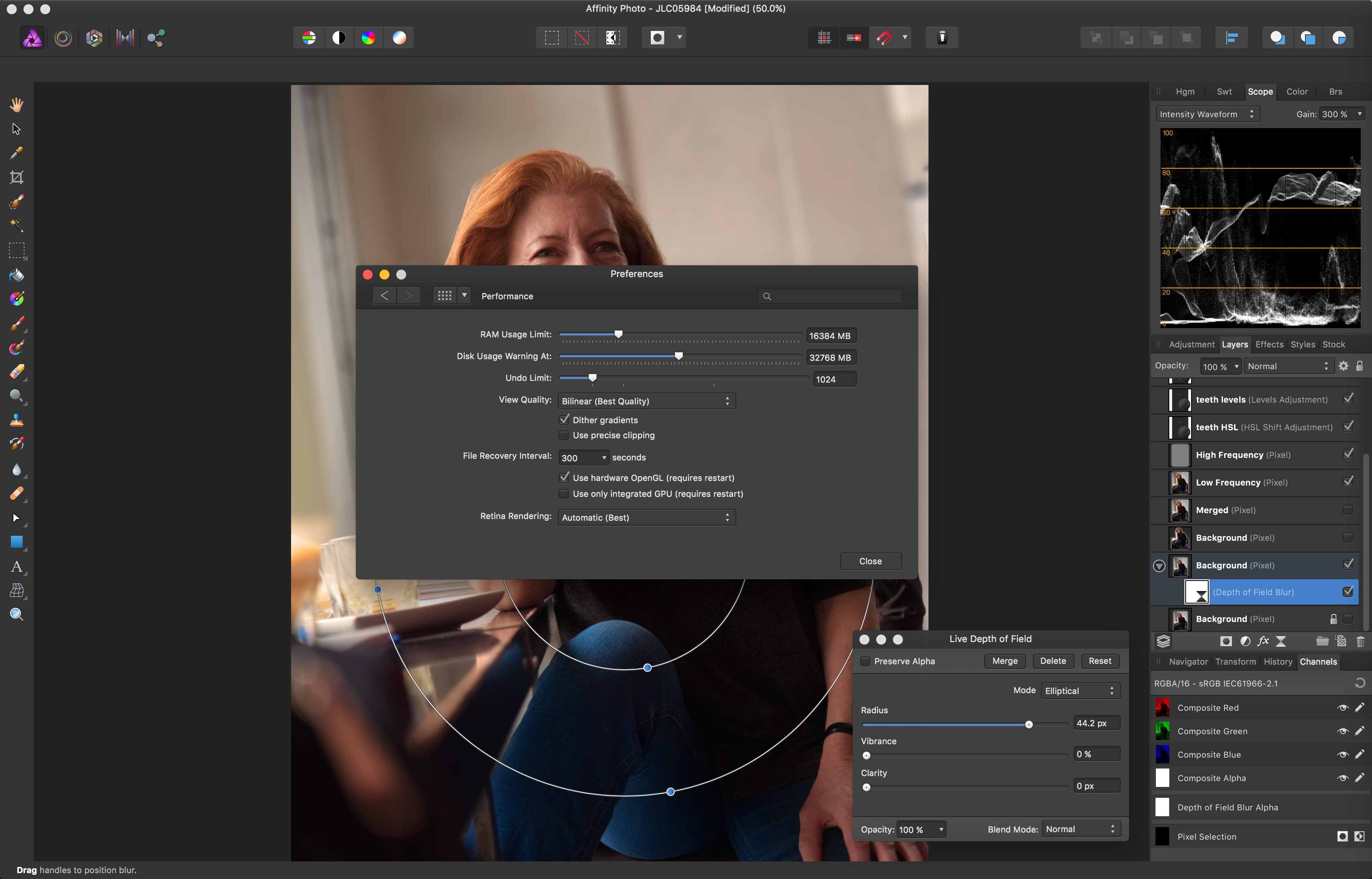 Review: Affinity Photo 1 5 2 for desktop: Digital