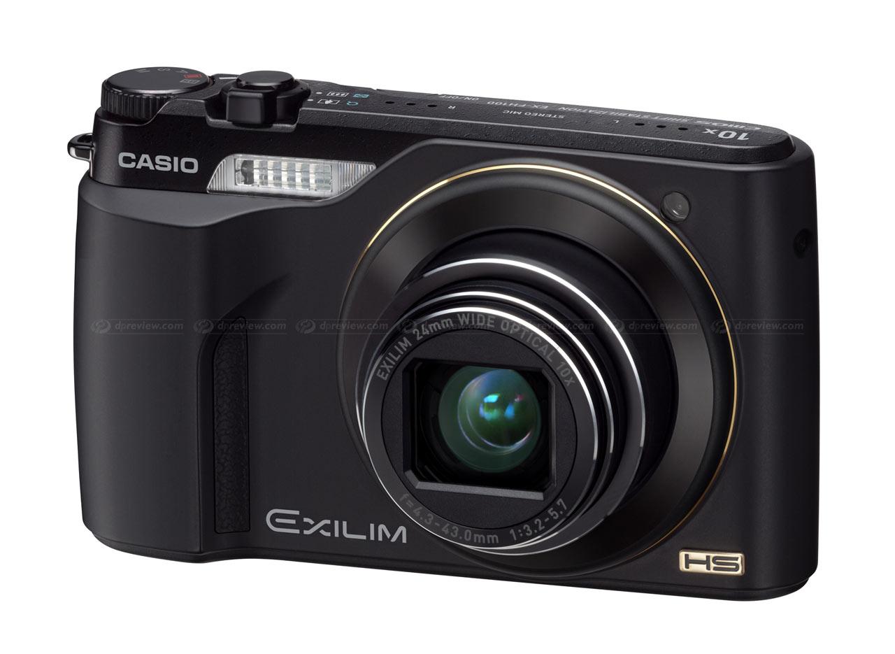 Casio exilim 12 mega pixel digital camera boxed as new | in old.