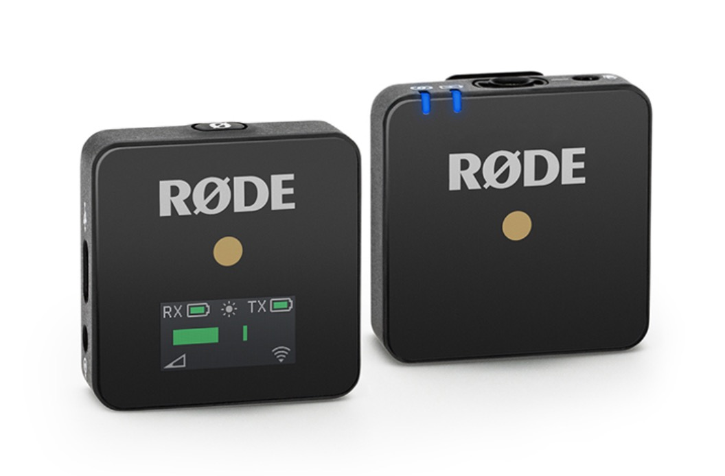 Rode's Wireless GO microphone system claims to be 'the