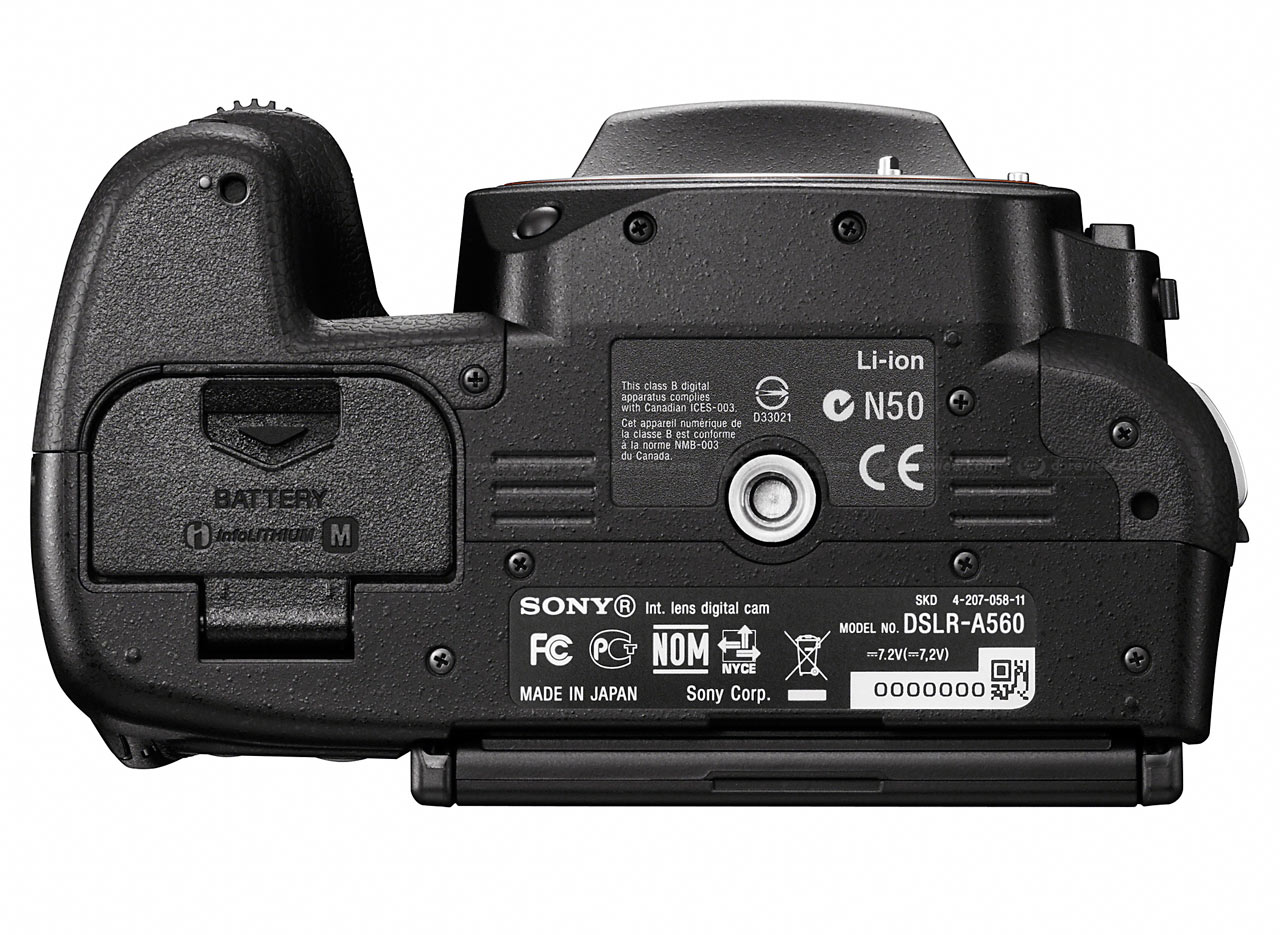 Sony Releases Dslr A580 And Dslr A560 Digital Photography