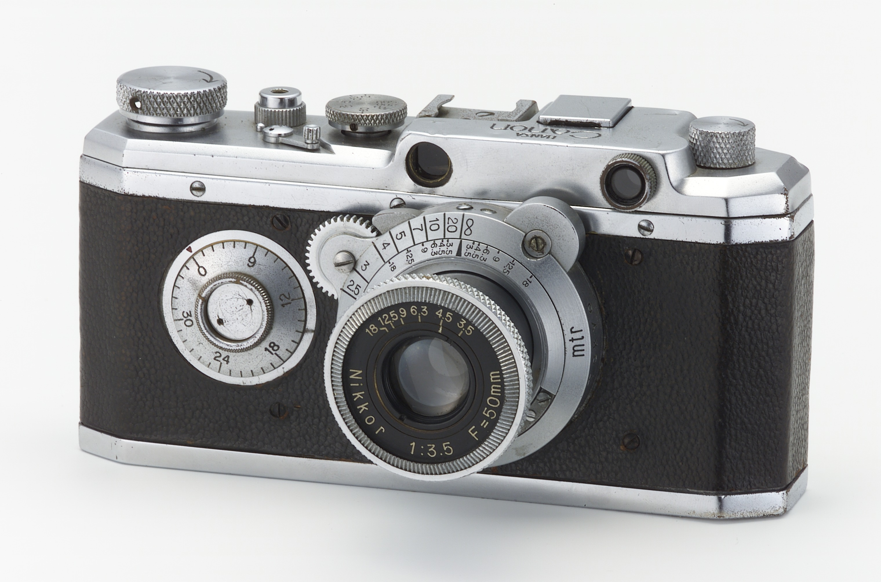 Canon marks 80 years since the Kwanon, its first camera: Digital ...