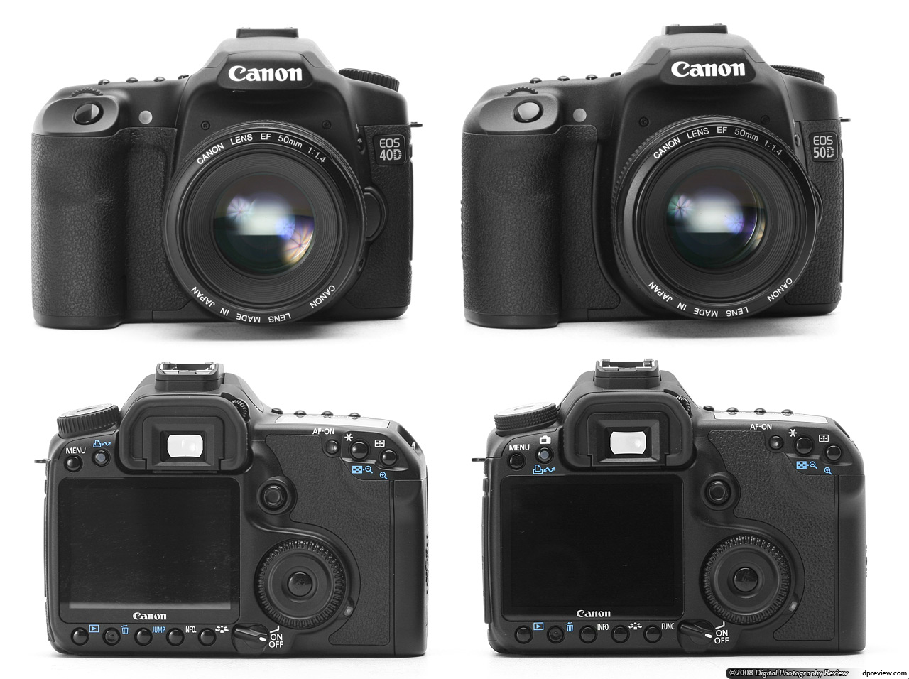 Canon EOS 50D Review: Digital Photography Review