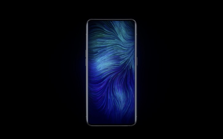 Oppo reveals world's first smartphone with under-display