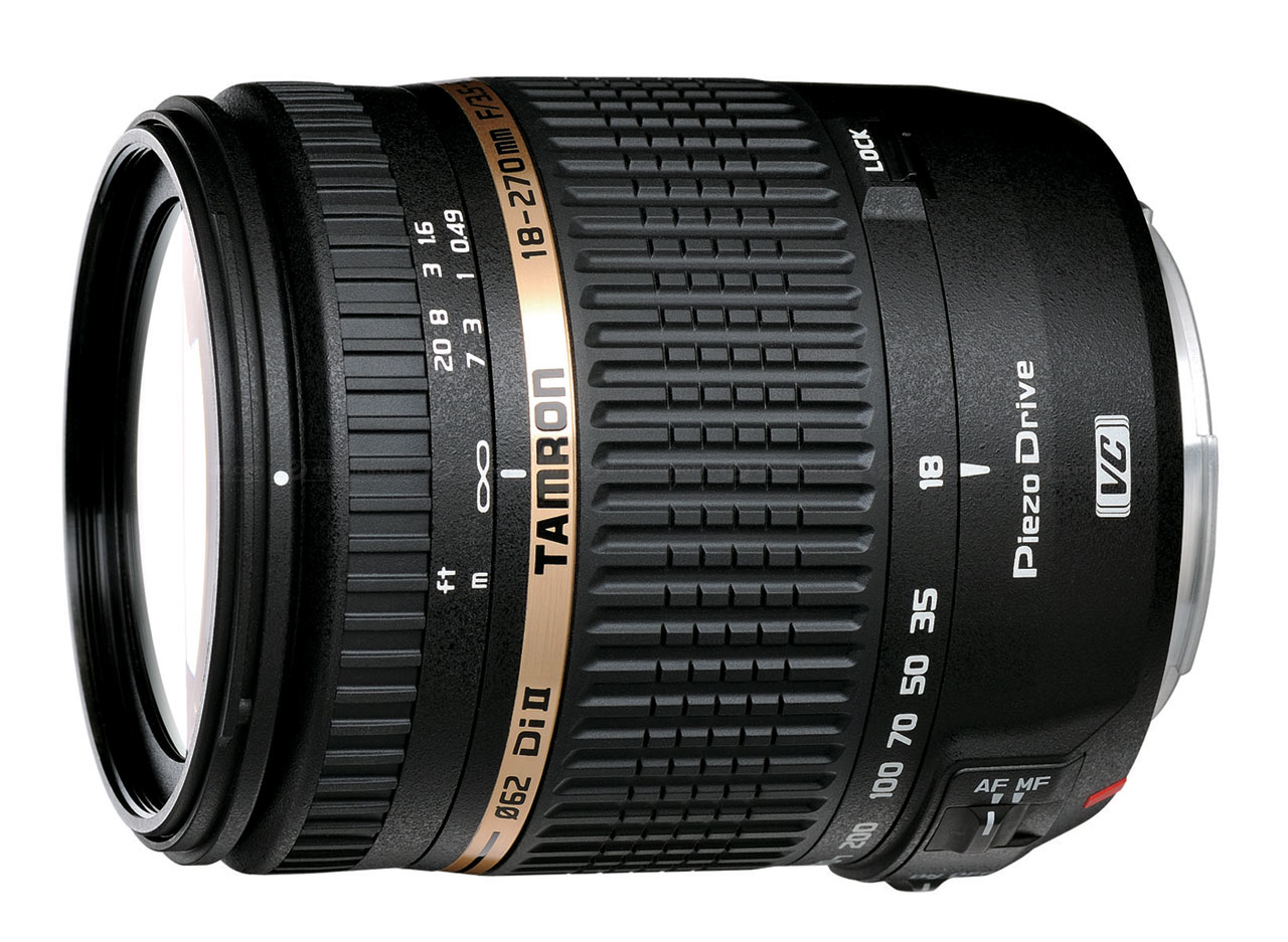 tamron 18 270mm f 3 5 6 3 di ii vc pzd with piezo drive af digital photography review. Black Bedroom Furniture Sets. Home Design Ideas
