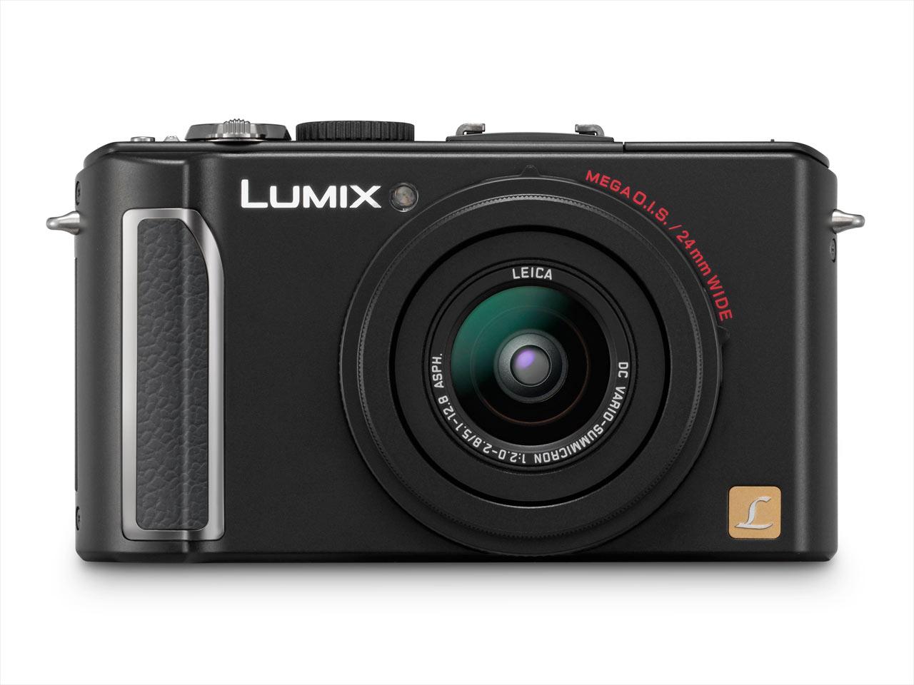 panasonic lumix dmc lx3 digital photography review rh dpreview com Panasonic LX5 Panasonic Lumix DMC-FZ50