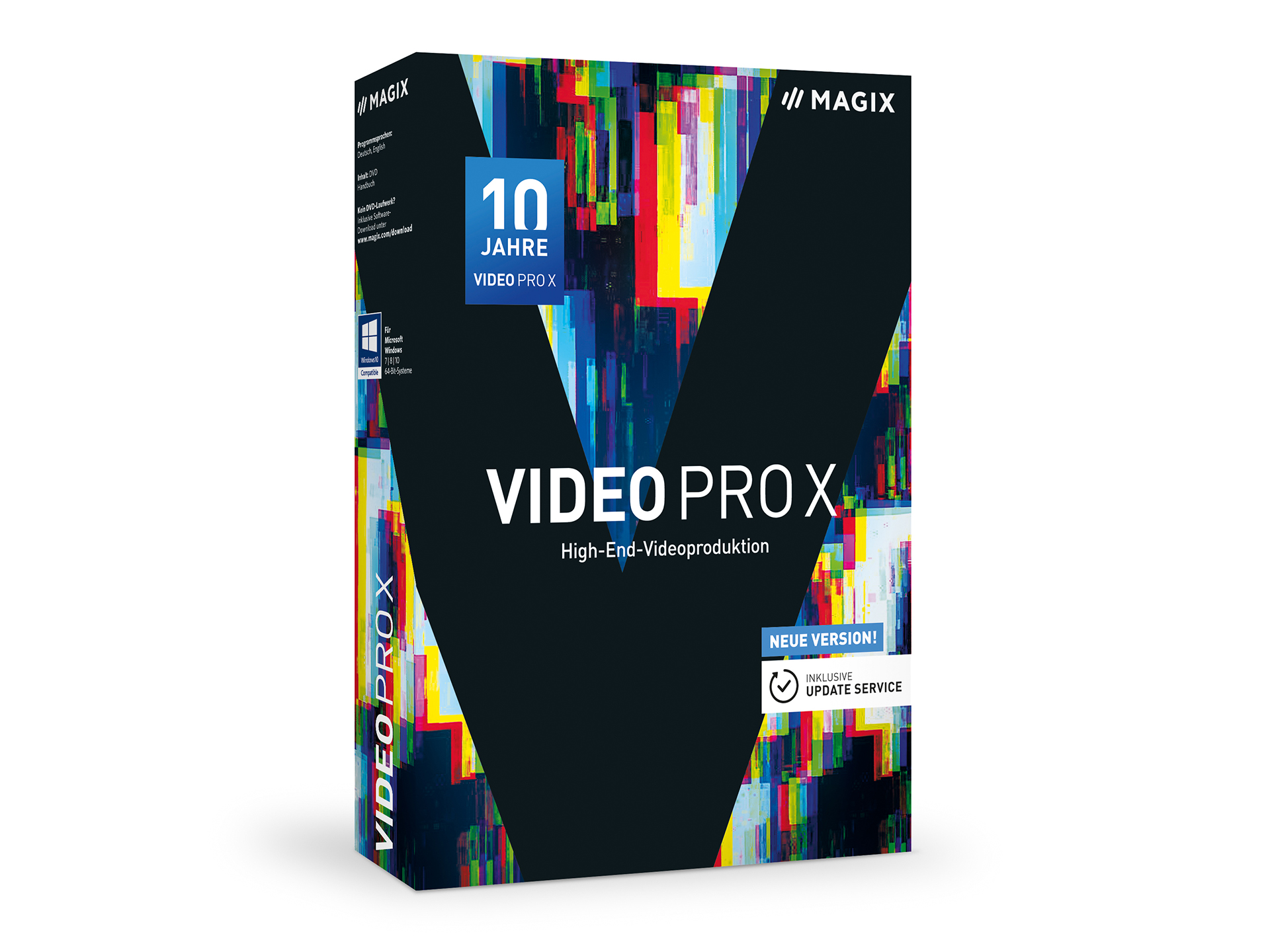 Magix celebrates 10th birthday with biggest ever performance