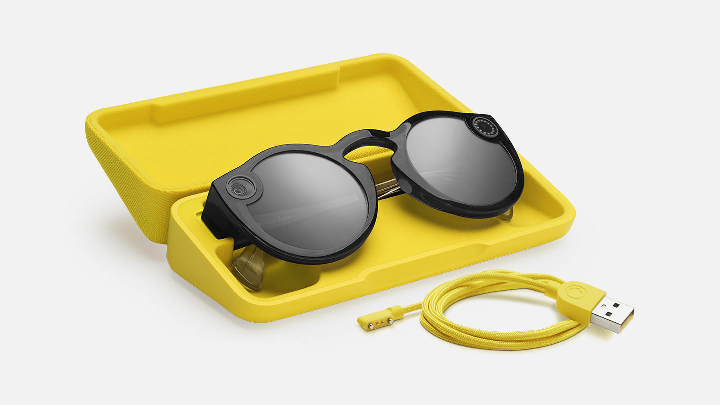 088506a55b Spectacles V2 are available to purchase today from Snapchat s website in the  US
