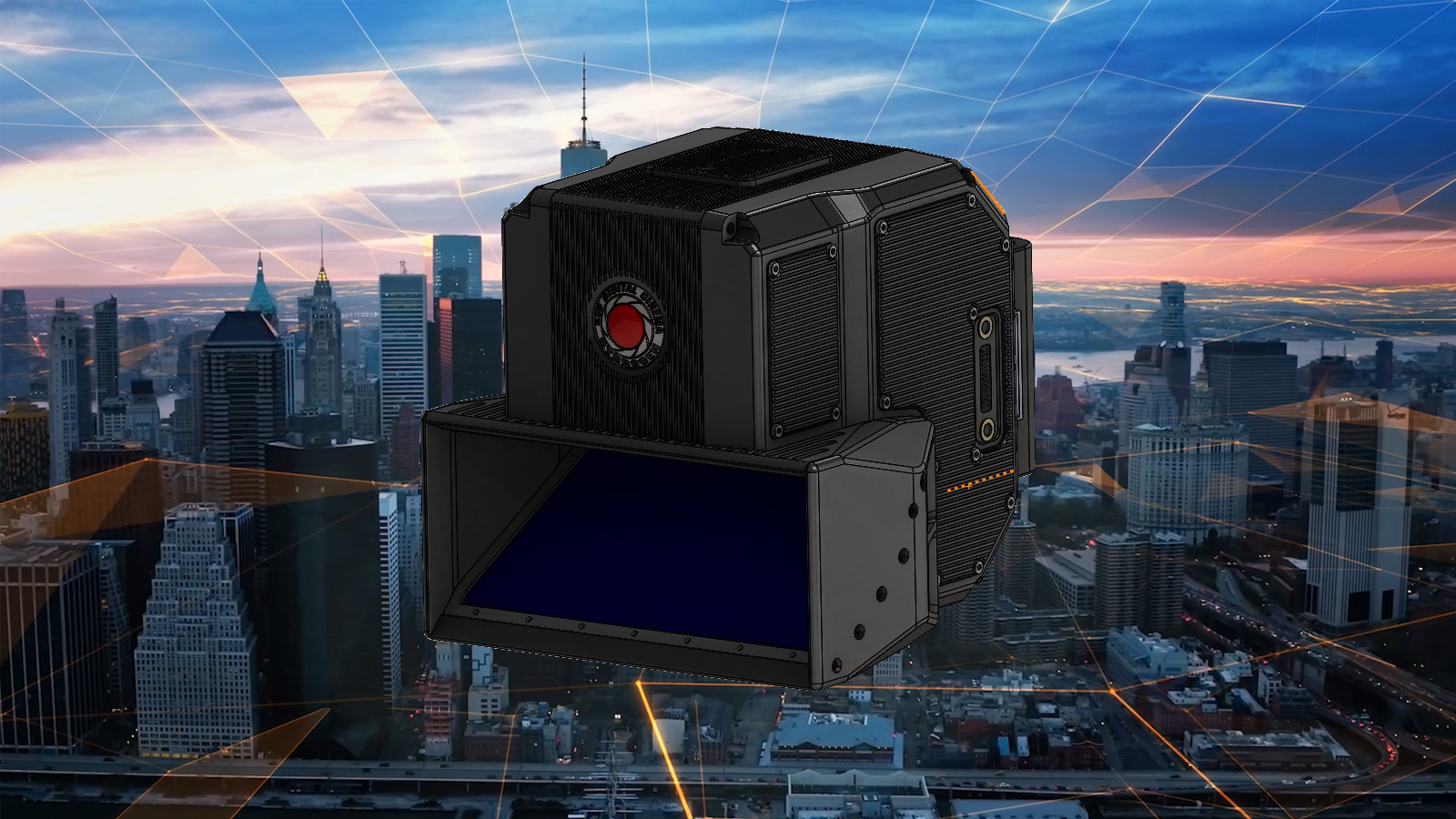 RED and Lucid unveil 8K 3D camera that produces 4V holographic video