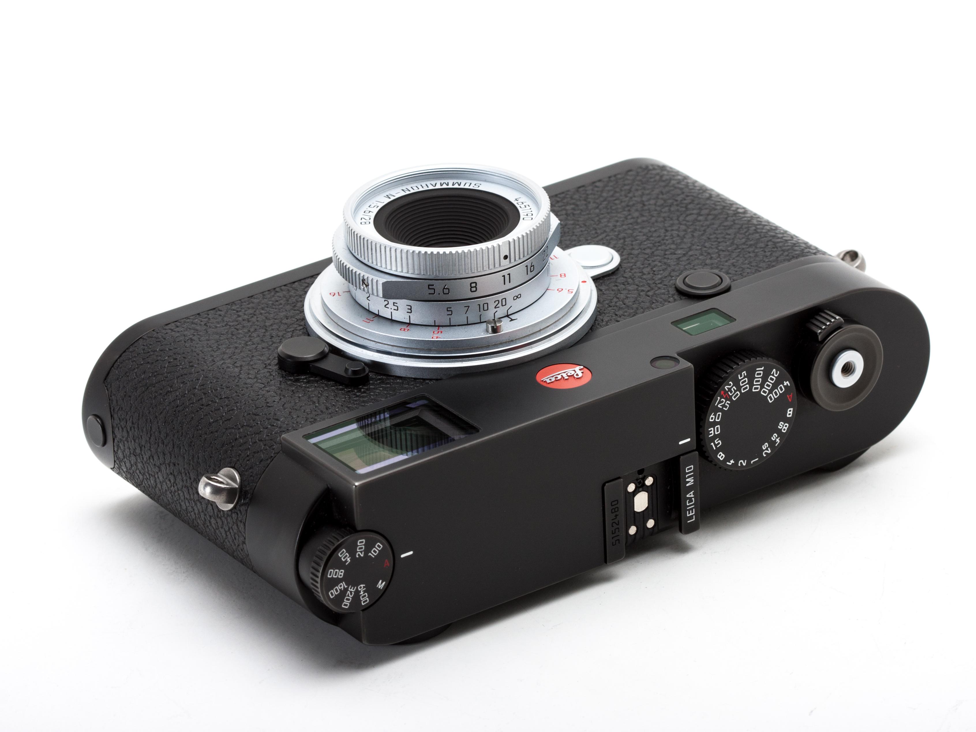 The Leica Summaron 28mm F5 6 is old-fashioned fun: Digital