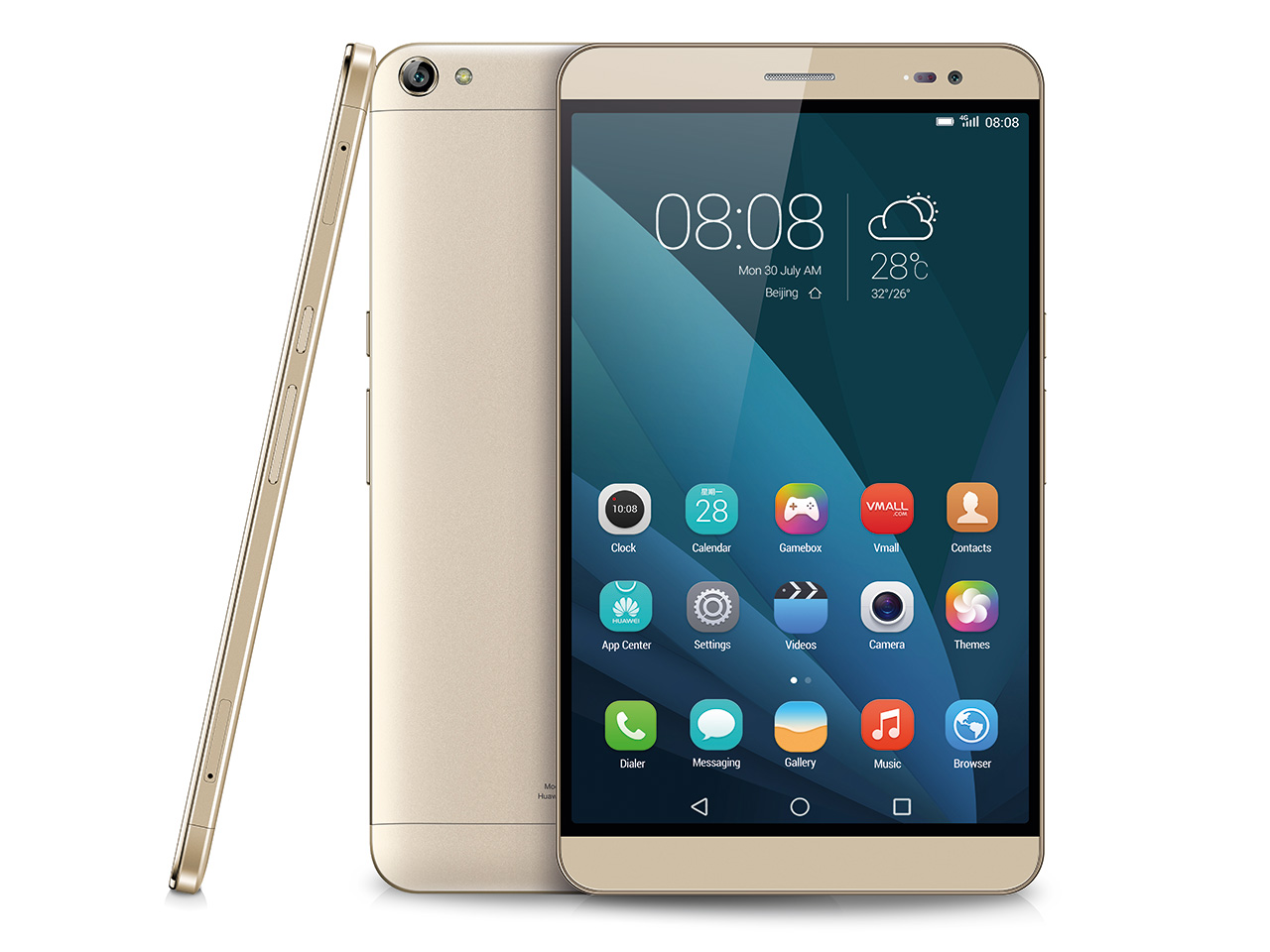 Huawei MediaPad X2 is a 7-inch tablet with 13MP camera: Digital