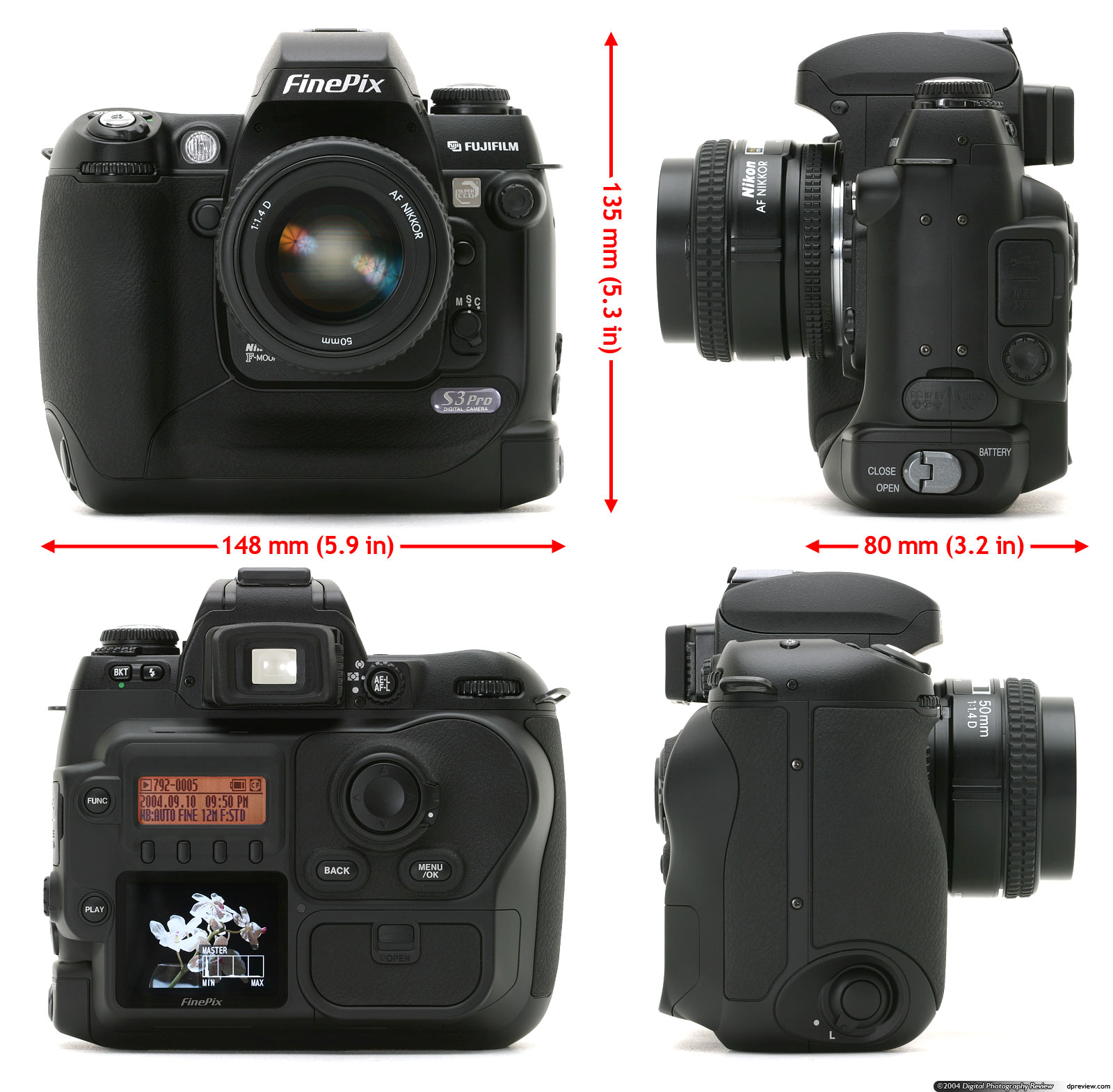 fujifilm finepix s2 pro manual