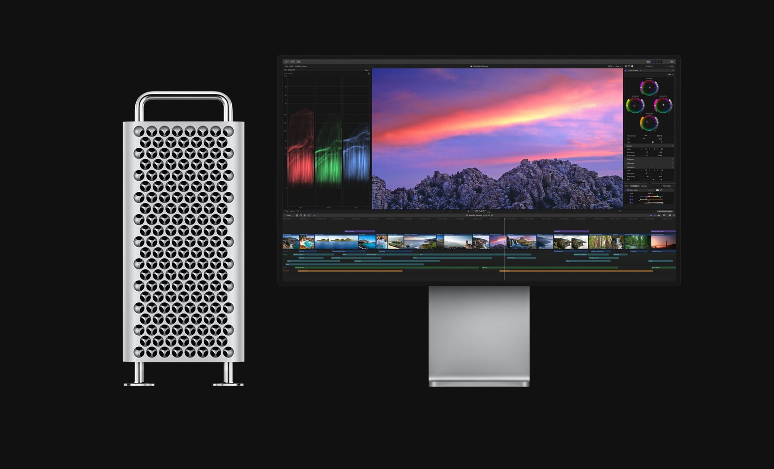 Final Cut Pro X 10 4 7 Arrives With Major Performance Boosts Gpu Selection And Pro Display Xdr Support Digital Photography Review