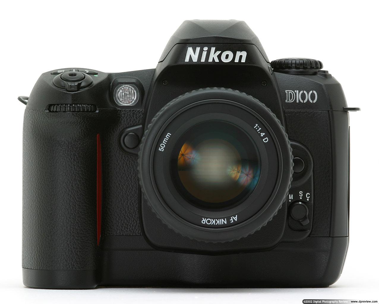 Nikon D100 Review: Digital Photography Review