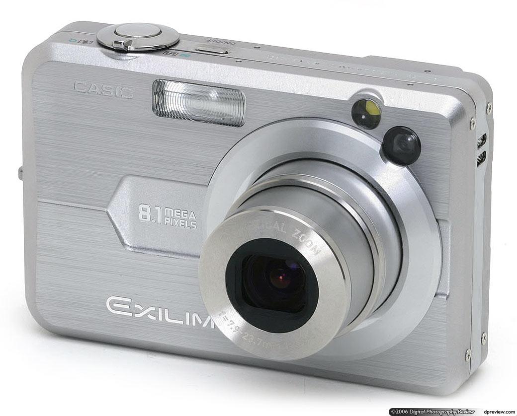 casio exilim ex z850 review digital photography review rh dpreview com Casio Exilim C721 Manual Casio Exilim Digital Camera Manual