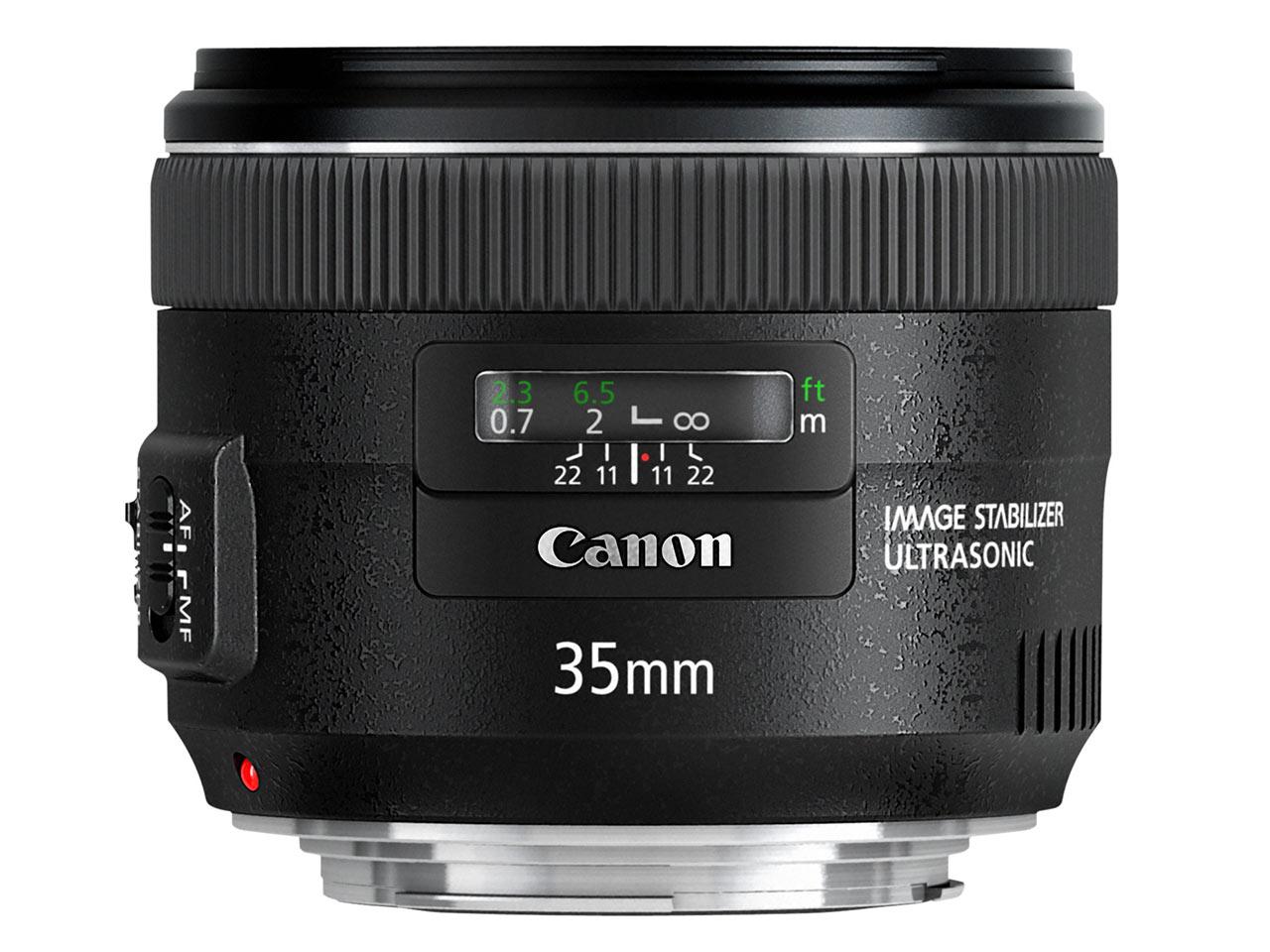 Canon Lens EF 24-70 USM