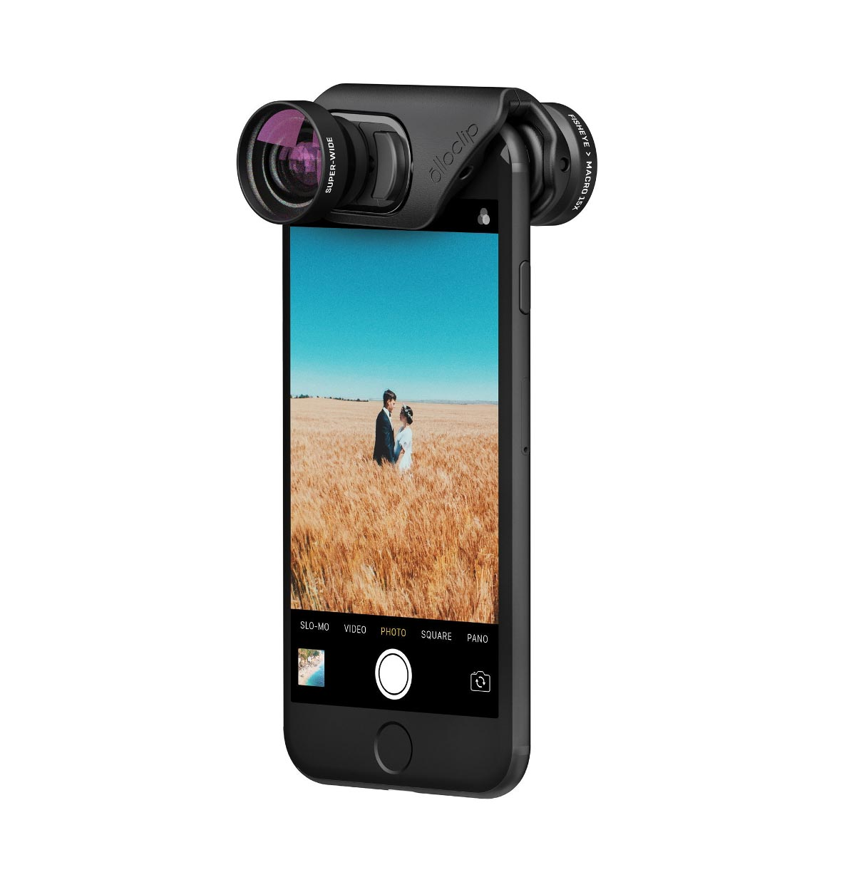 Olloclip Launches Three Lens Kits For The Iphone 7 And Iphone 7 Plus Digital Photography Review