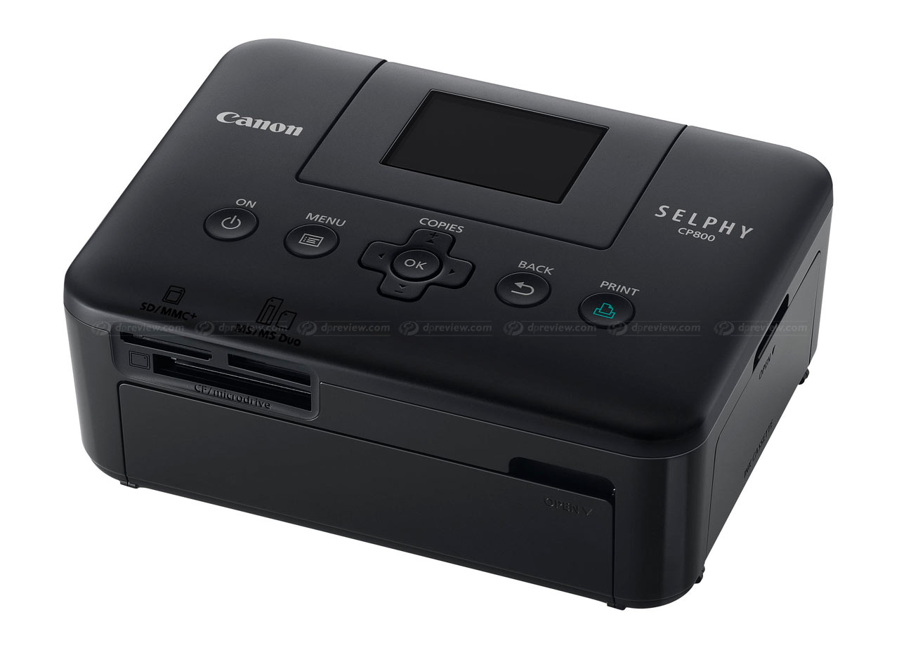 NEW DRIVERS: CANON SELPHY CP800 MAC LION