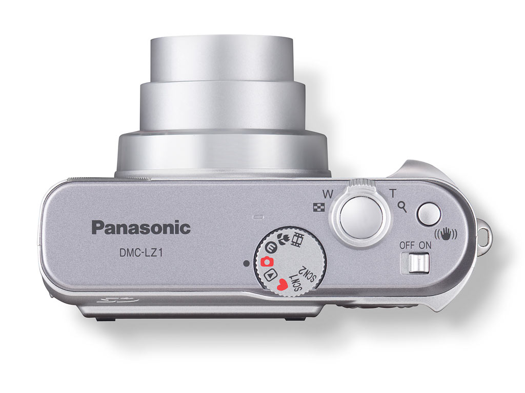 Panasonic Lumix DMC-LZ1, Panasonic Lumix DMC-LZ2 *