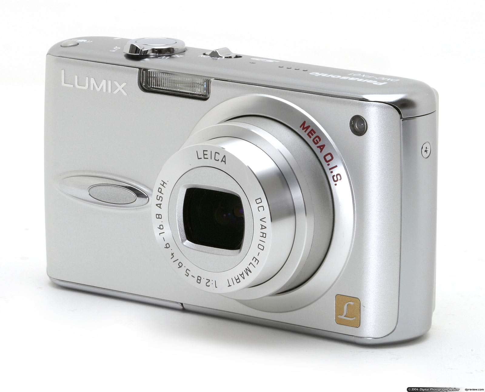 panasonic lumix dmc fx01 review digital photography review rh dpreview com Panasonic Lumix DMC- TZ10 Newest Panasonic Lumix Camera