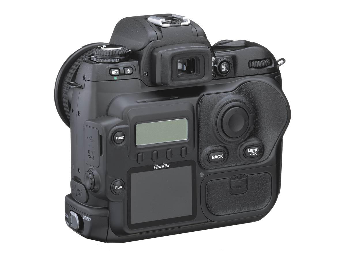 Fujifilm FinePix S3 Pro: Digital Photography Review