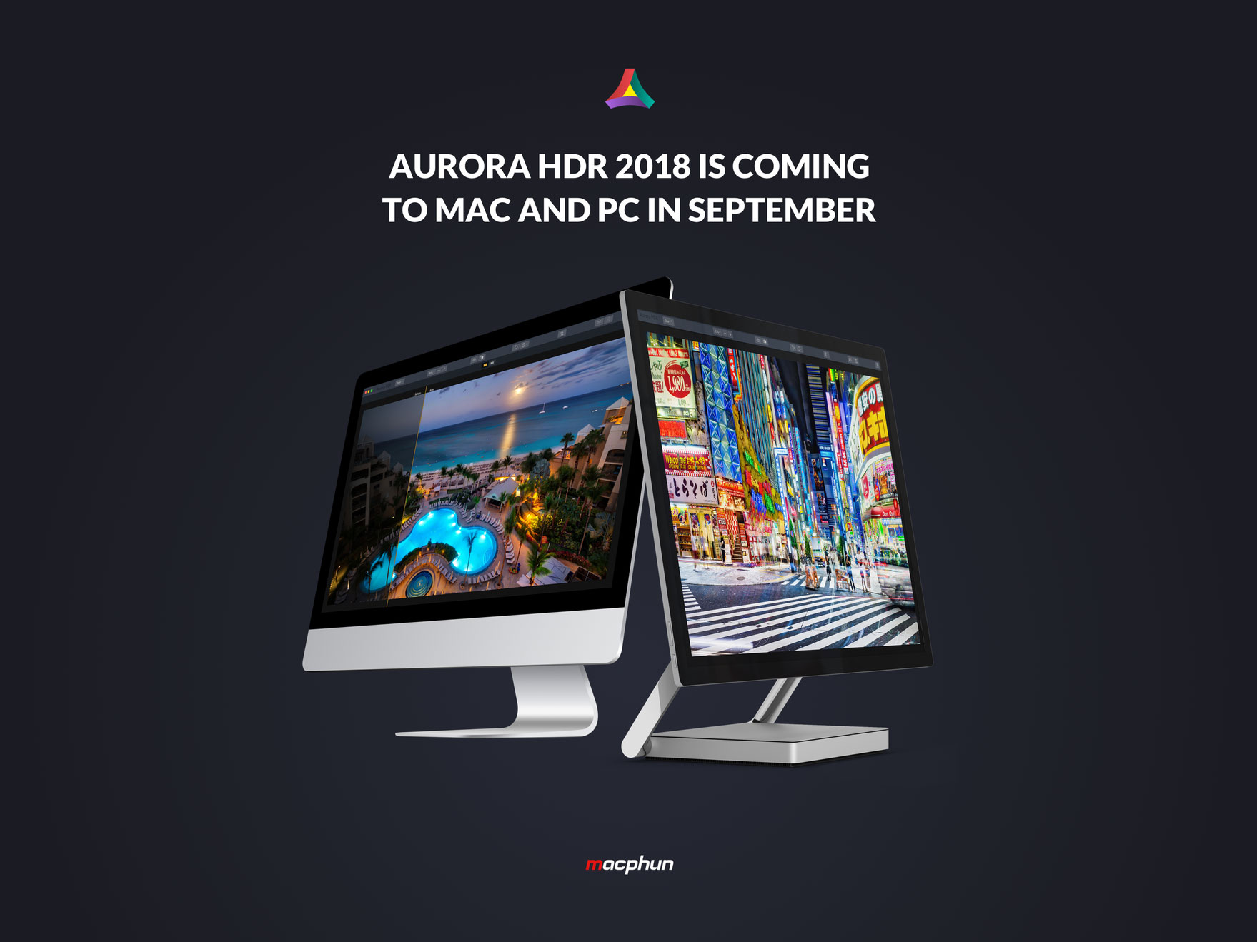 Macphun unveils Aurora HDR 2018: Will come to Mac and PC with new