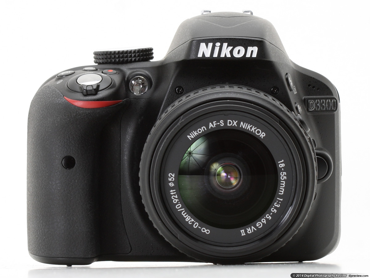 Camera Dslr Digital Camera Reviews nikon d3300 review digital photography one of the biggest camera announcements at 2014s consumer electronics show may well have been little and its collapsible 18 55mm f3