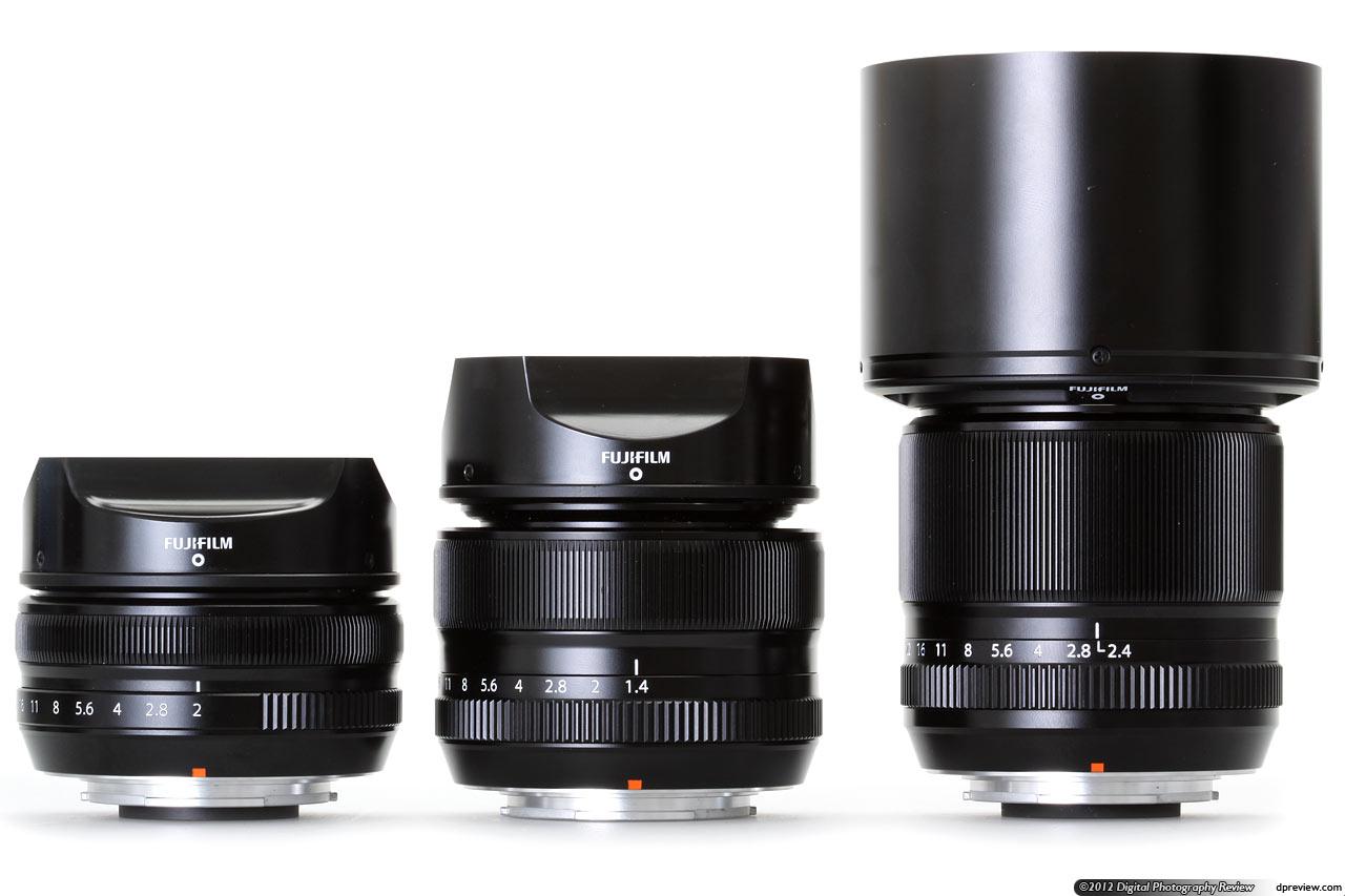 Lens Hood Metal 52mm black for Fujifilm XF 18 mm F2 R; XF 35 mm F1.4 R