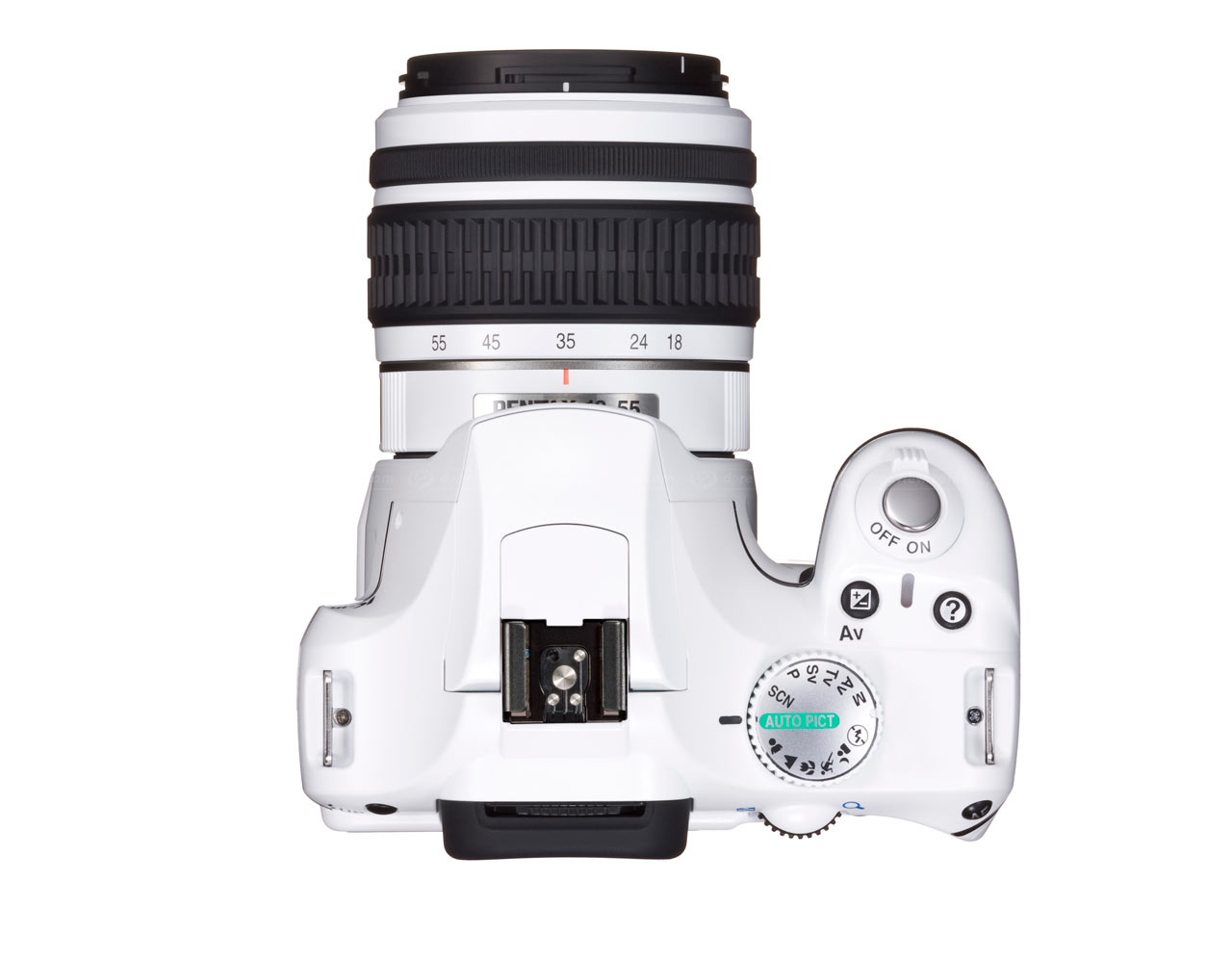 Pentax announces K2000 in white: Digital Photography Review