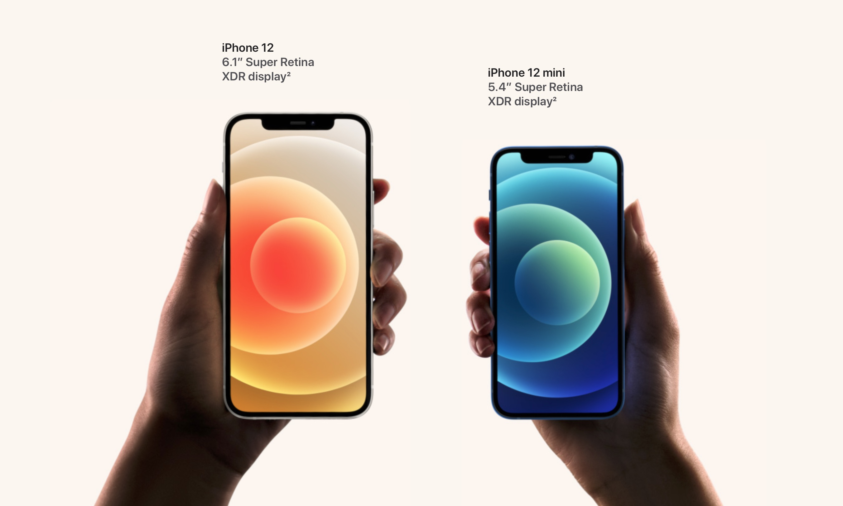 Apple S 5g Iphone 12 Iphone 12 Mini Devices Are Smaller And Lighter But Far More Powerful Digital Photography Review