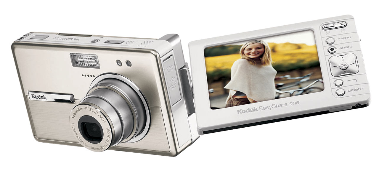 Kodak EasyShare One: Digital Photography Review