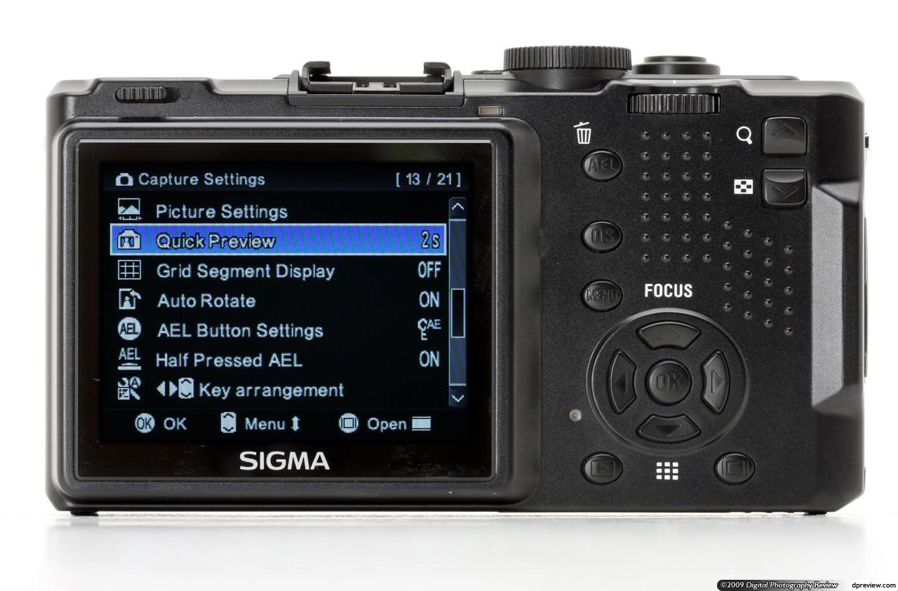 Sigma DP2: Digital Photography Review
