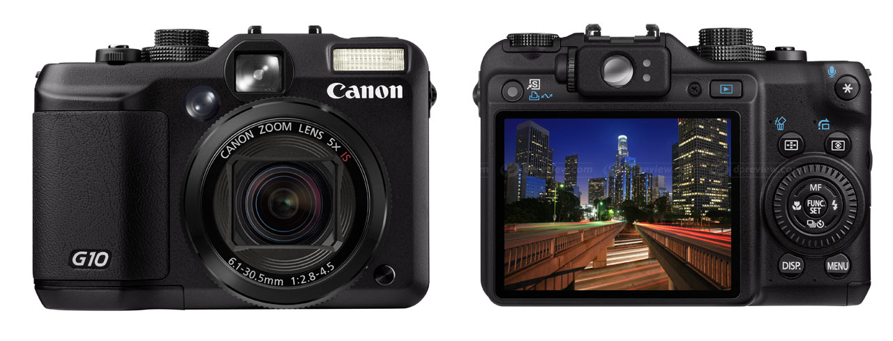 The Power To Excel Canon Spearheads New PowerShot Range With G10