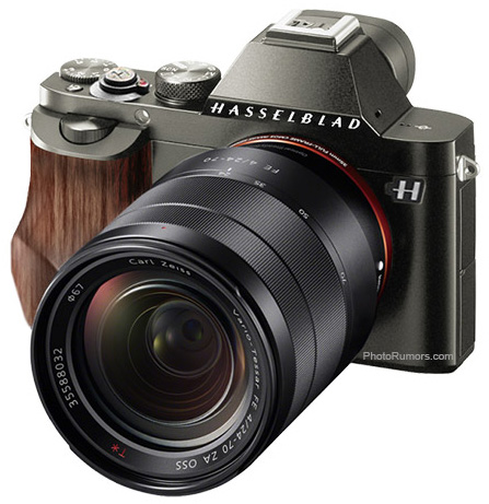 Another Hasselblad rebadge or Photoshopped hoax?: Digital ...
