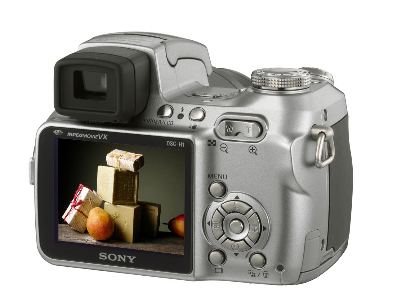 Sony Cyber Shot Dsc H1 Digital Photography Review