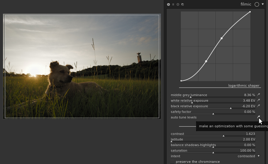 Darktable 2 6 0 update brings new retouch, color balance modules and