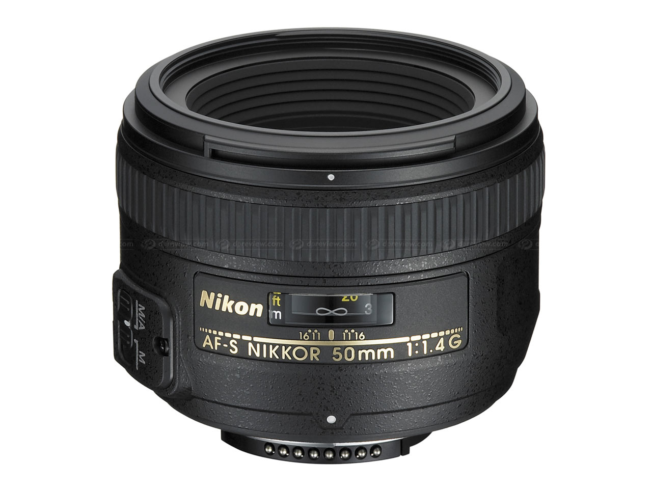If Nikon D lenses are minus the aperature ring why are the ...