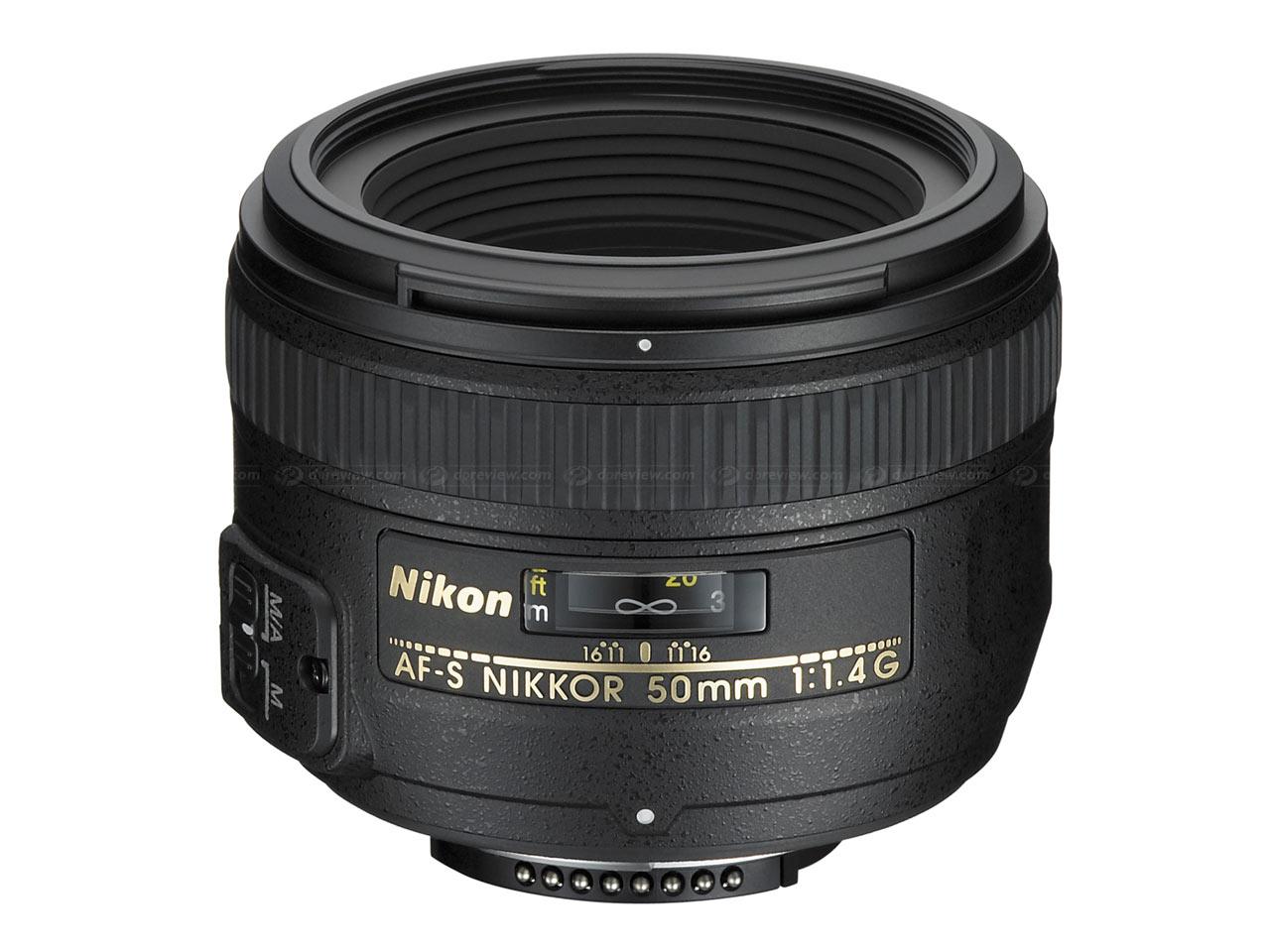 Obiettivo Nikon NIKKOR AF 50mm f/1.4 D in buone condizioni ...