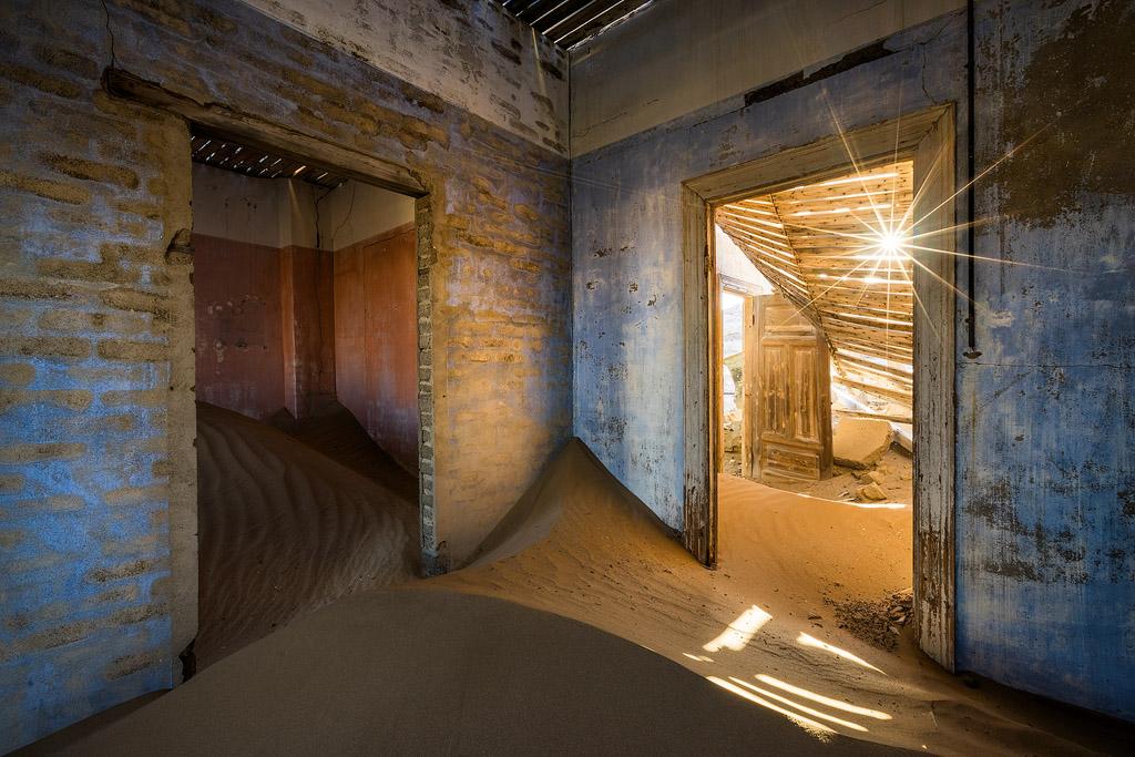 Ghost Town: Shooting in Kolmanskop: Digital Photography Review