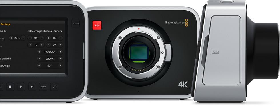 Blackmagic Design Announces Super 35 4k Camera With Global Shutter Digital Photography Review