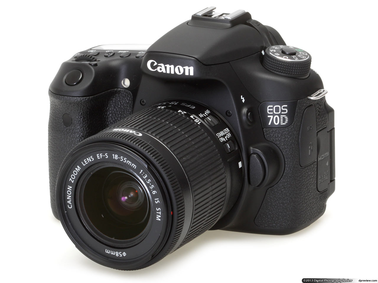 Canon EOS 70D Review: Digital Photography Review