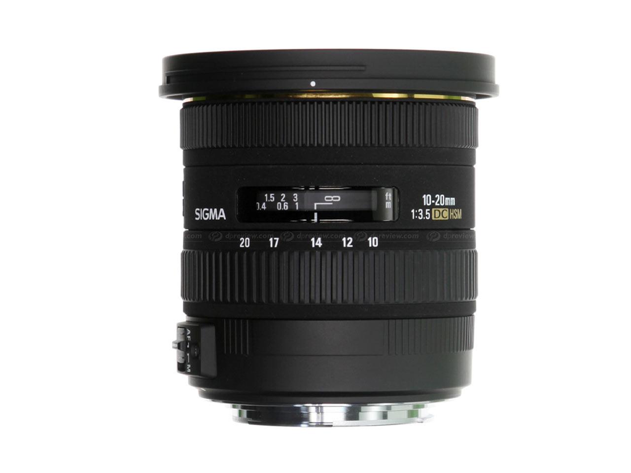 Sigma Announces 10 20mm F3 5 Ex Dc Hsm Lens Digital Photography Review